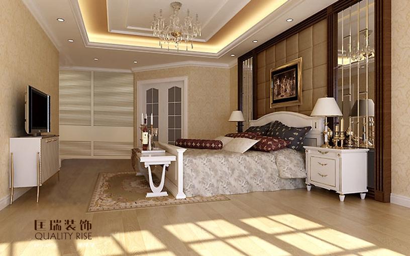三居室欧式风格_水晶森林装修效果图-x团装修网图片