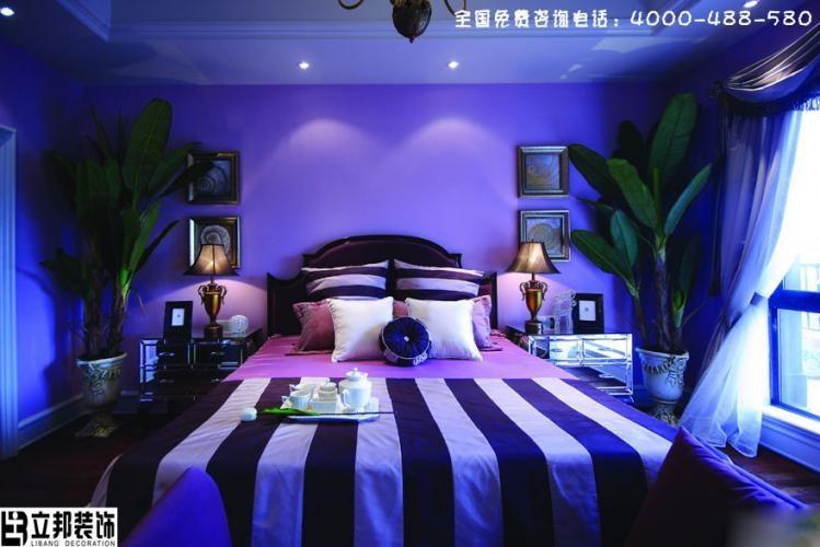 别墅欧式风格_蓝色经典 厦门立邦装饰