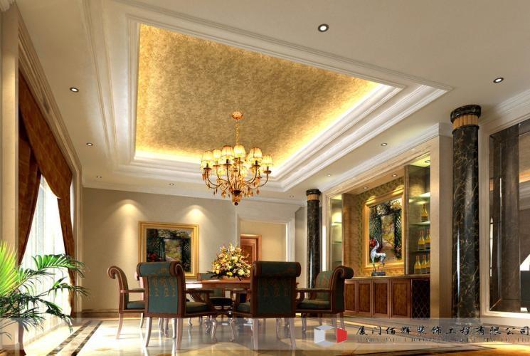 装饰红木林一居室装修效果图  设计理念: 户型:一居室 风格:欧式风格