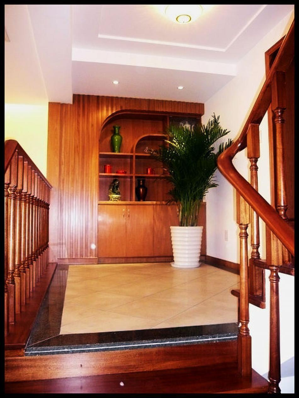 别墅中式风格_碧水豪园排屋图片