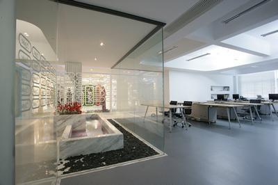 办公室 家居 起居室 设计 装修 400_266