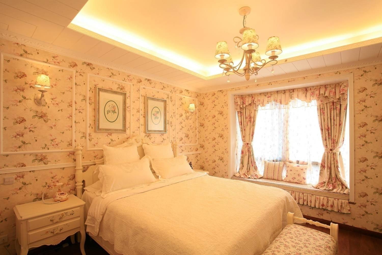 卧室装修效果图-x团装修网图片