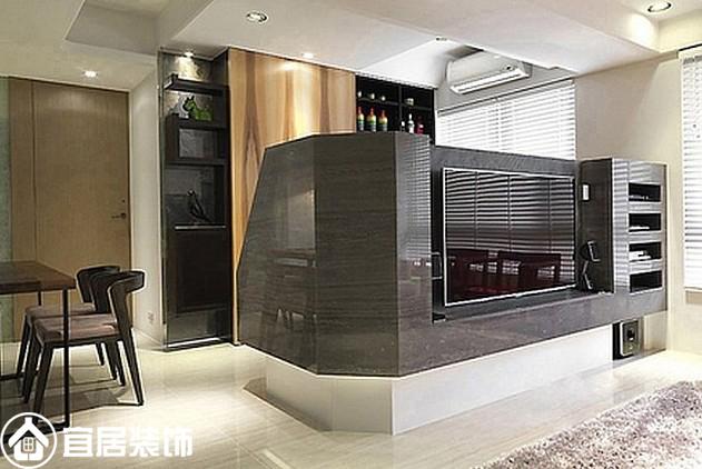 两居室现代风格_现代简约超实用小户型 创意设计的儿童房