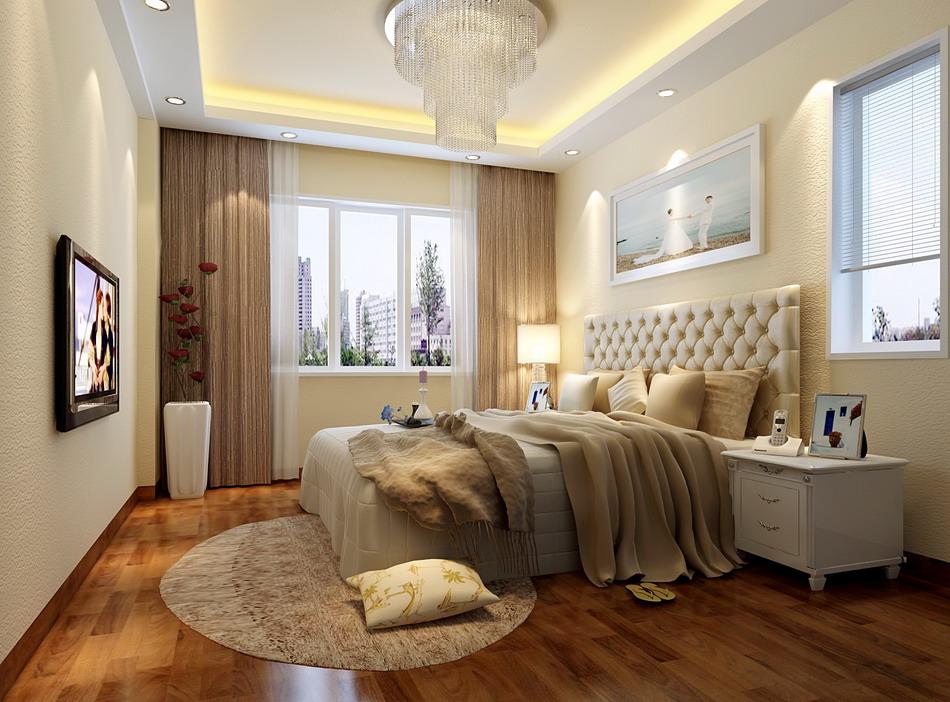 背景墙 房间 家居 起居室 设计 卧室 卧室装修 现代 装修 950_702