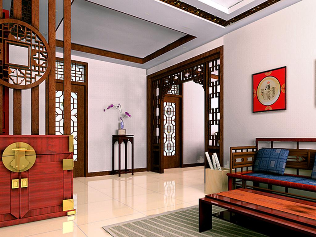 四居室中式风格_摩登时代