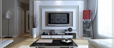 金地铂锐 125平现代简约风格设计 简单 大气 实用