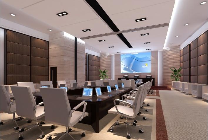 上海办公室装修-慰荣装潢