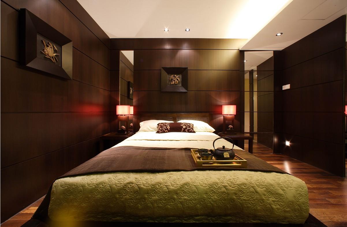 背景墙 房间 家居 酒店 设计 卧室 卧室装修 现代 装修 1202_788