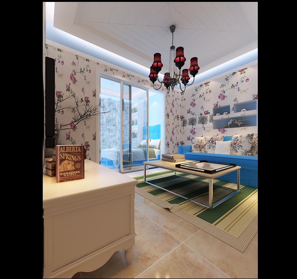 成都家装设计案例,地中海装修风格