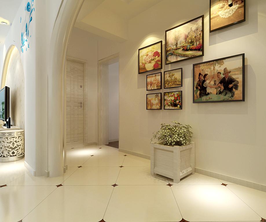 现代简约五角星吸顶灯客厅餐厅阳台飘窗玄关创意灯酒吧过道走廊装图片