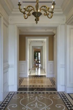 别墅欧式风格玄关_别墅户型欧式风格设计——上海龙发装饰
