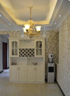 两室一厅欧式风格客厅图片