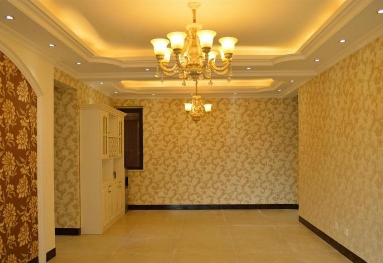 两室一厅欧式风格客厅_幸福佳苑装修效果图-x团装修网