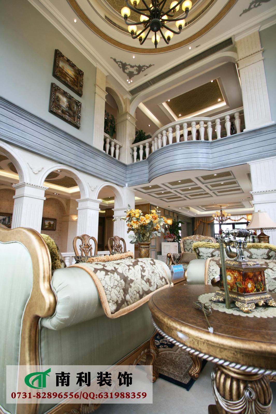 别墅欧式风格_维也纳森林别墅