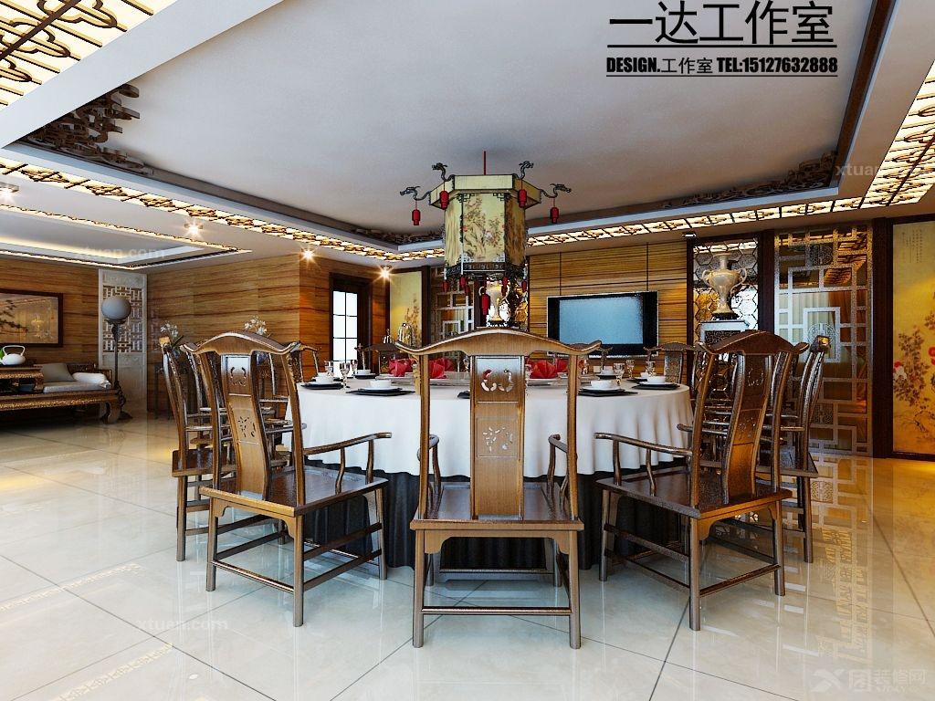 中式风格_酒店图片
