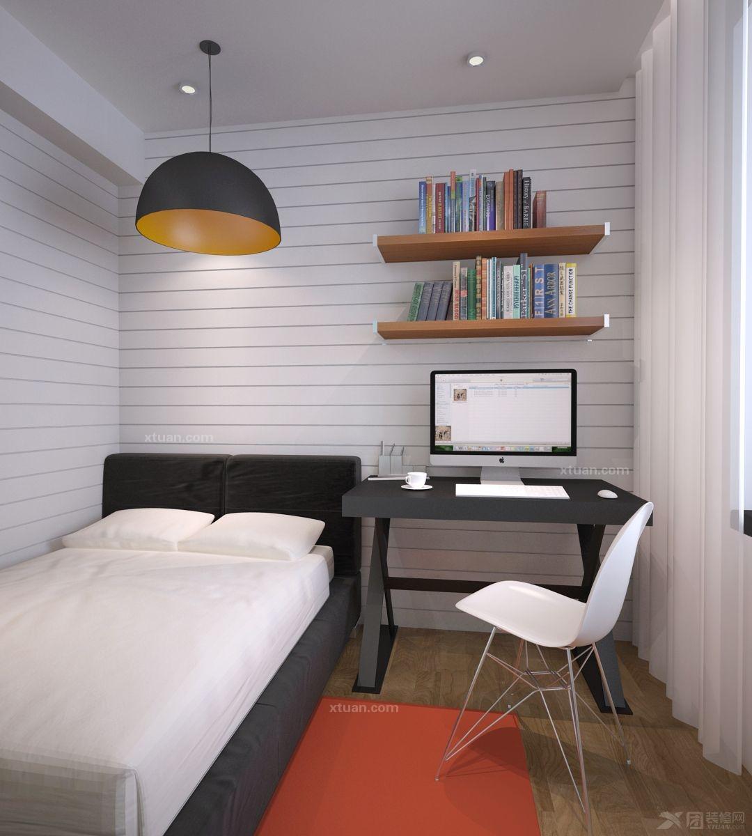 户型:两室两厅 风格:现代简约 装修类型:家装 装修方式:全包 面积:96