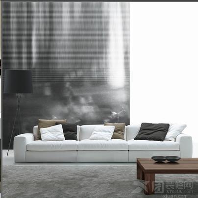 双人沙发产品效果图