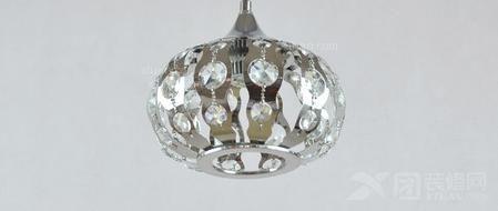 餐吊灯led水晶