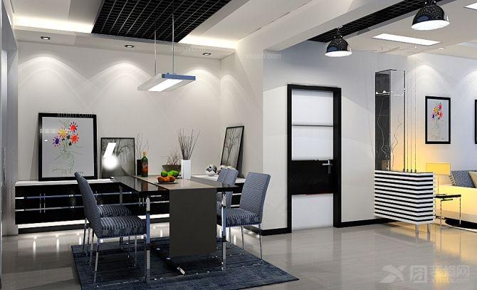 157平融侨锦江四居室装修,让人心旷神怡的装修设计