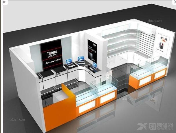 电子产品展示柜