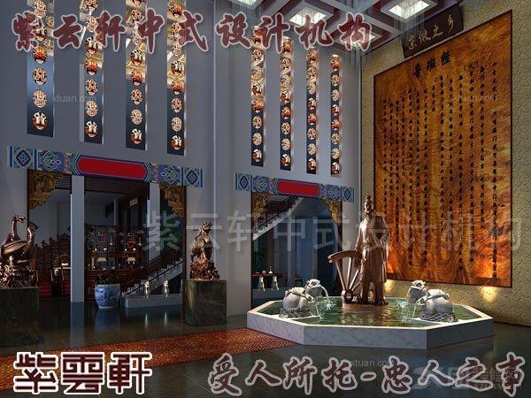 红木家具体店面中式案例赏析 复古而华丽装修效果图图片