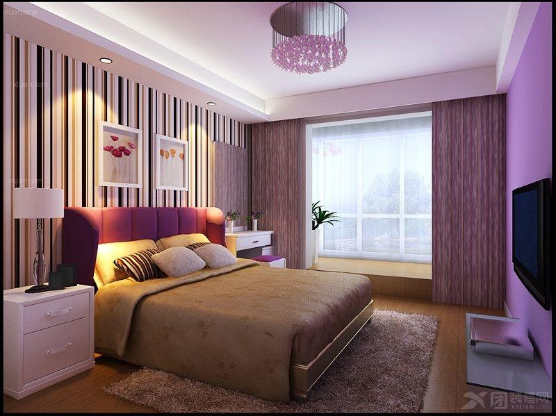 背景墙 房间 家居 起居室 设计 卧室 卧室装修 现代 装修 800_599