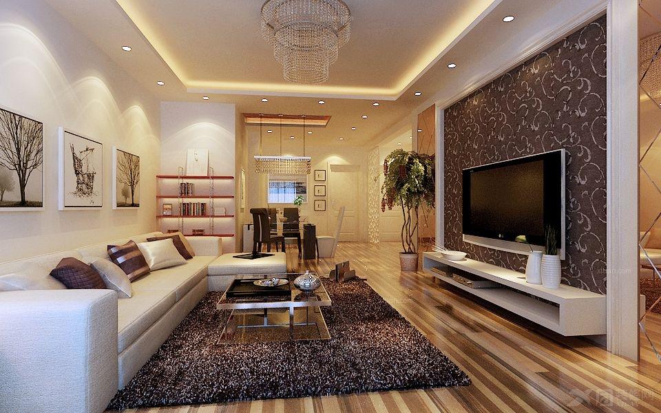 突显了整个房屋的沉稳与大气,同时彰显了主人的生活品味。