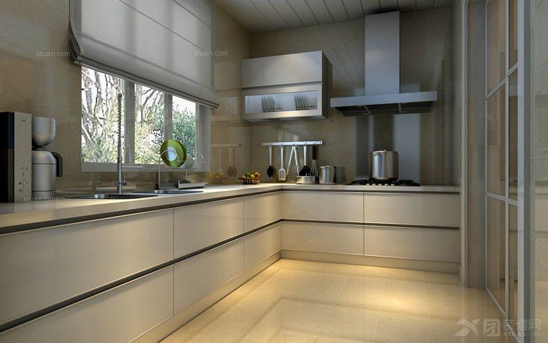 现代简约,干净、简洁的装修,设计思路,切忌千篇一律。