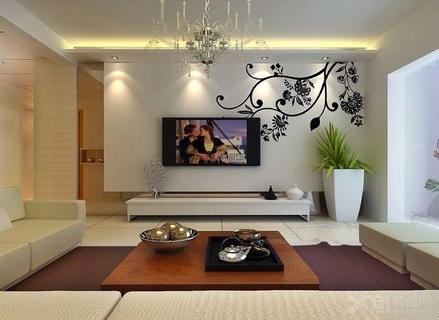 鹭湖宫七区-现代风格