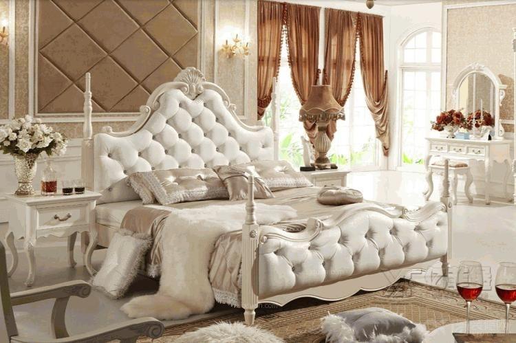 欧式床图片和价格