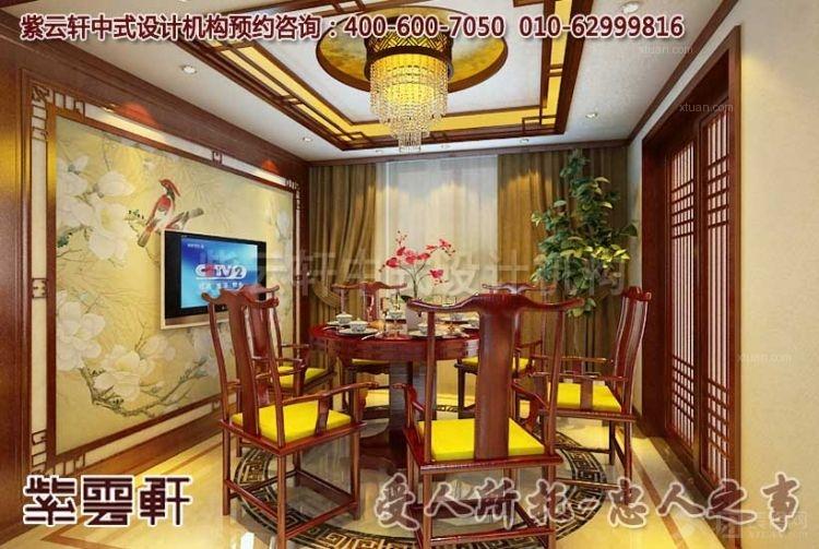 老太婆小海鲜餐厅设计装修效果图 新中式风格餐厅案例装修效果图 上海