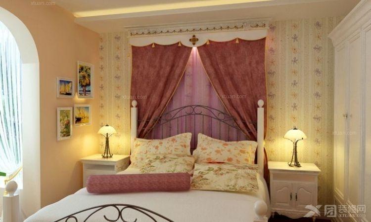 房间:卧室 风格:欧式风格