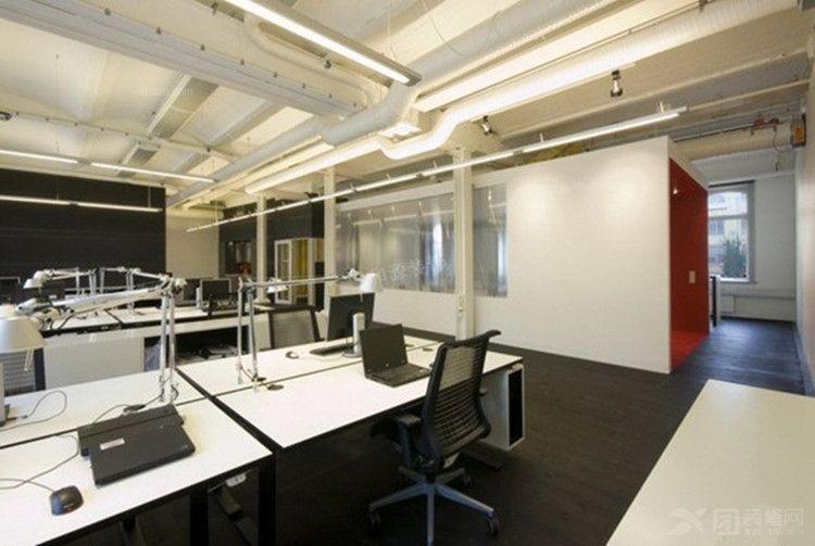 成都大型办公室图片