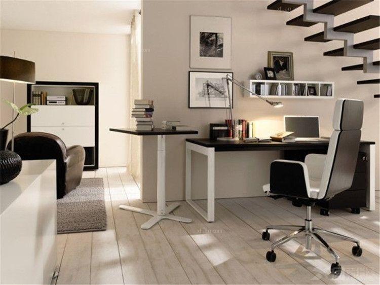 现代简约_南京个人工作室空间设计