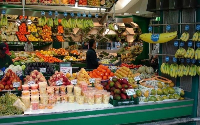 水果超市设计
