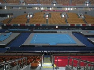 体育馆装修设计