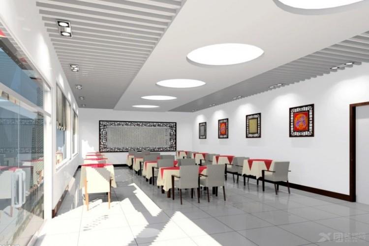 食堂装修设计