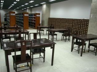 图书馆装修设计