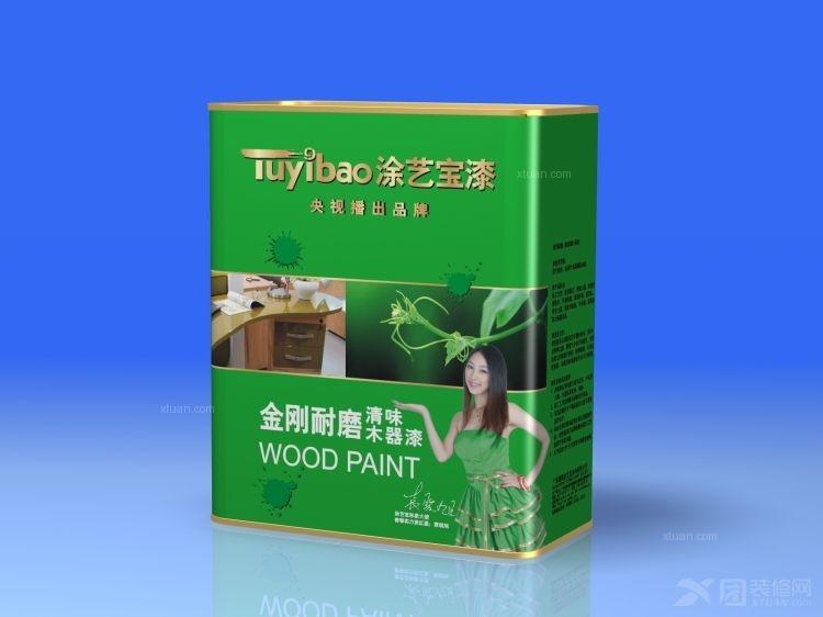 涂艺宝木器漆