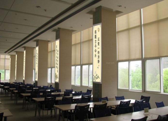 图书馆阅览室设计图