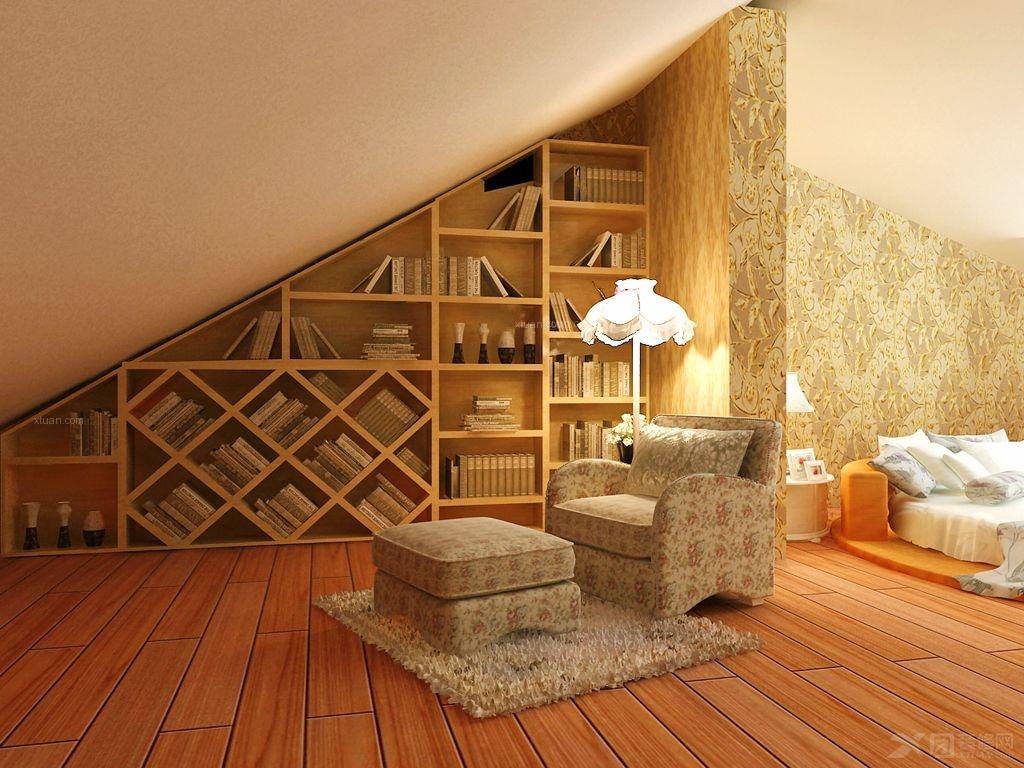 一楼客厅楼梯设计图