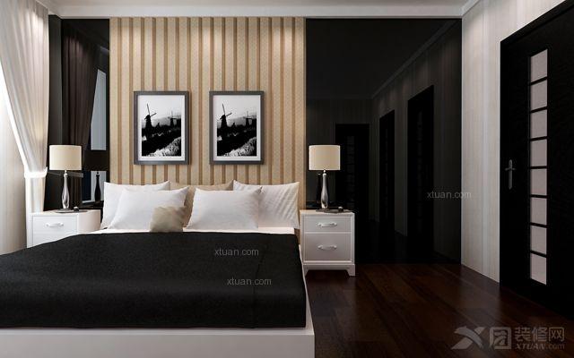 古典别墅的主卧室装修效果图 东南亚主卧室装修效果图 欧洲主卧室设计图片