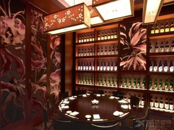 高端日餐厅Nobu