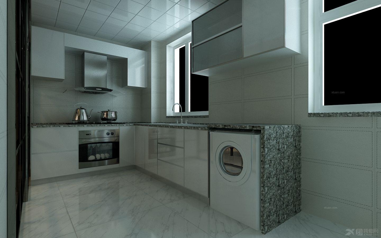 卫杰小子厨房龙头-12305装修效果图 全屋净化 厨房净水组合装修效果图