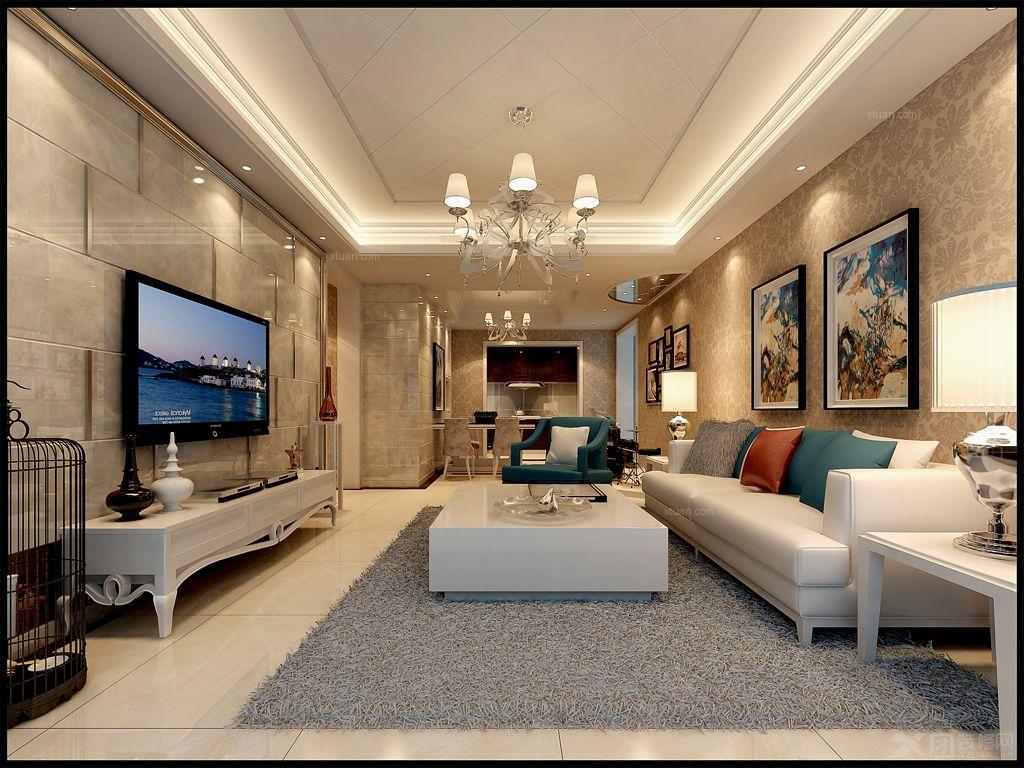三室一厅现代简约