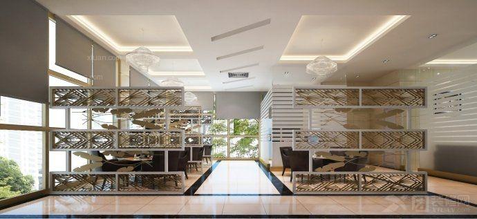 9万打造华贸城新古典loft装修效果图  户型:loft 风格:中式风格 装修图片