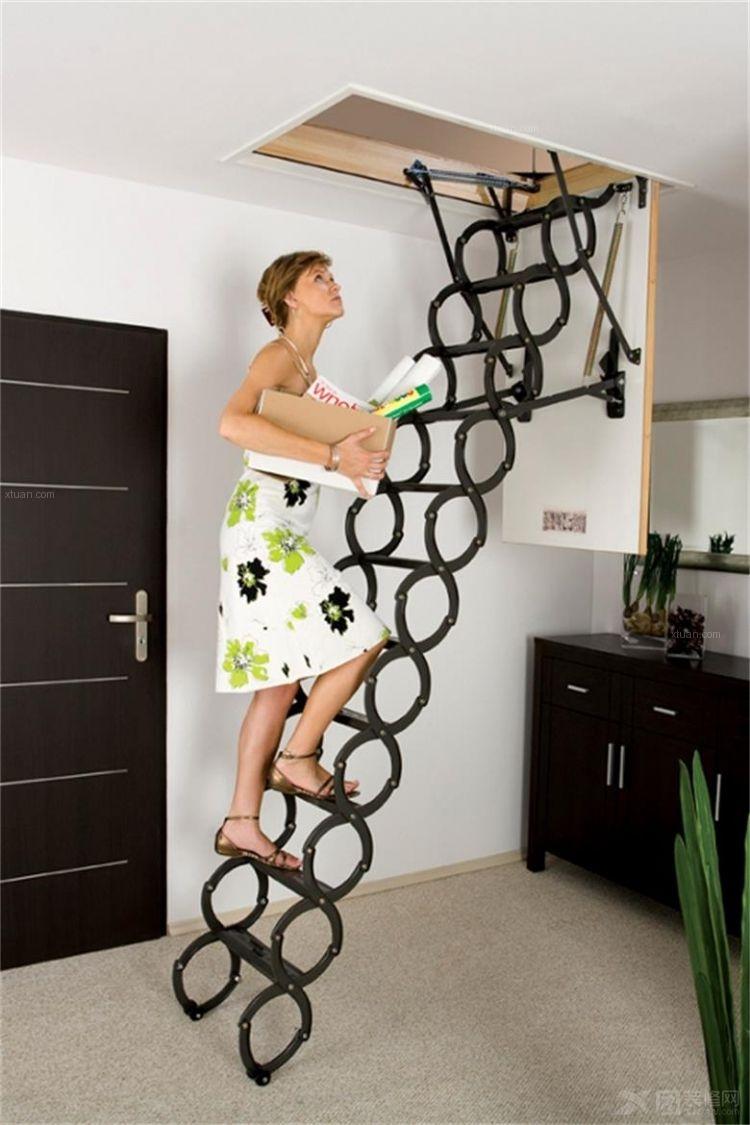 楼梯采光井设计