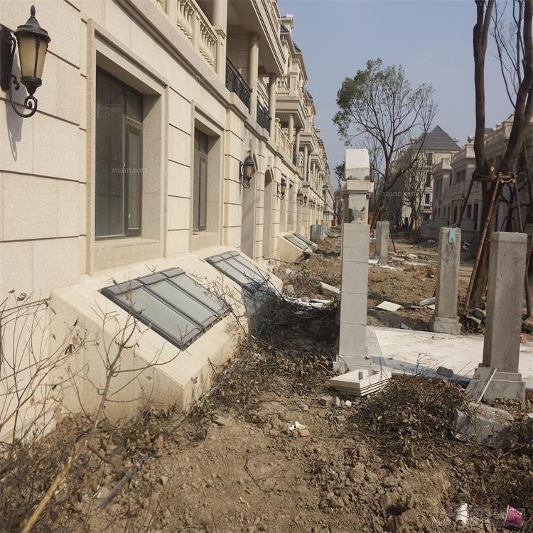x团装修网 上海建材市场 法克罗窗楼梯 地下室采光井  也许你还喜欢