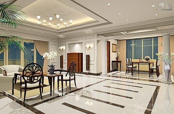别墅混搭风格_各种家装欣赏装修效果图-x团装修网