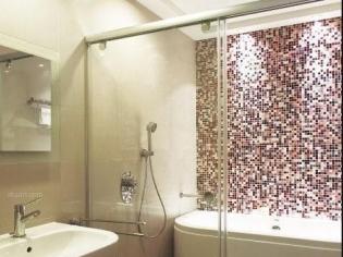 地中海风情的浴室装修